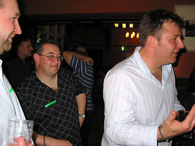 Gary & Peter
